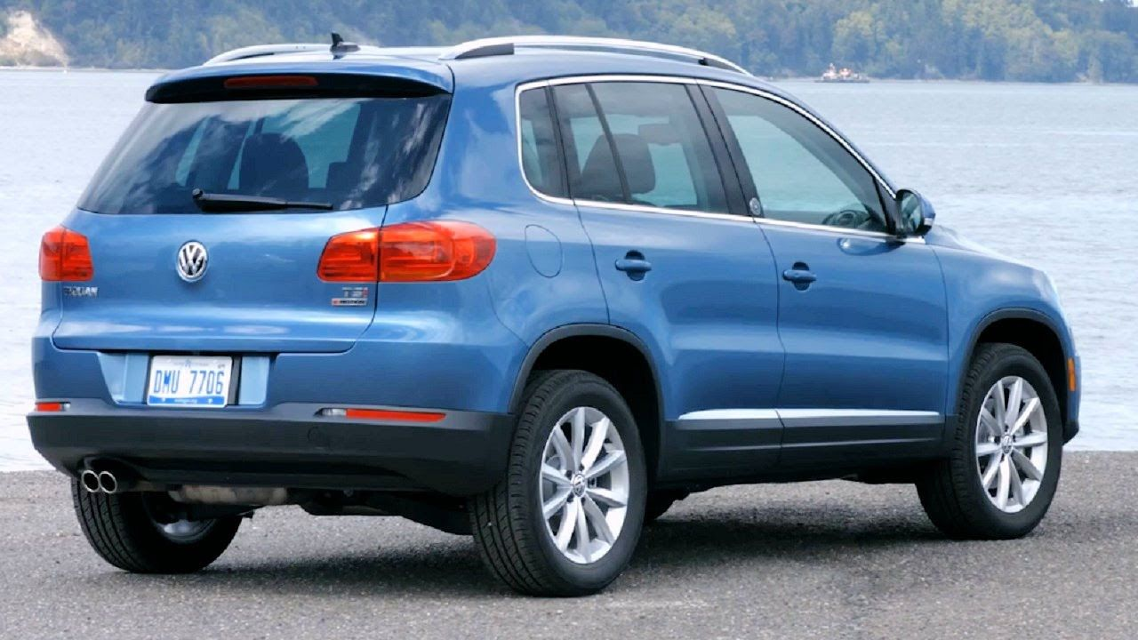 Official 2017 Volkswagen Tiguan Volkswagen, Suv, Suv car