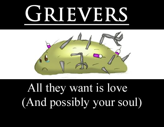 Image result for maze runner grievers cartoon