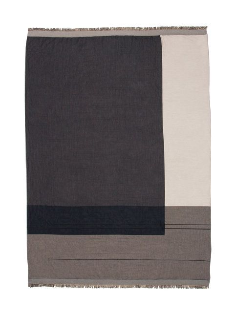 Colour Block -huopa 130 x 180 cm