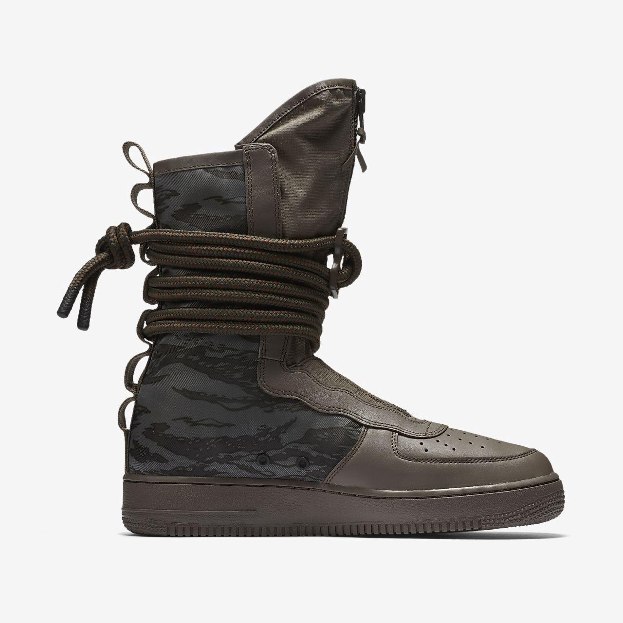 san francisco c4b15 30a5e Nike Sf Air Force 1 Hi Mens Boot - 10.5