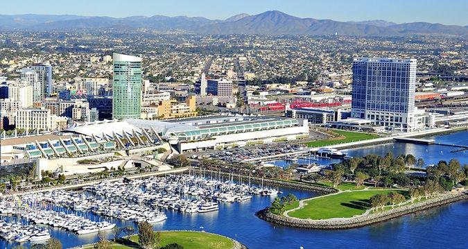 Hilton San Diego Bayfront San Diego San Diego Bay San