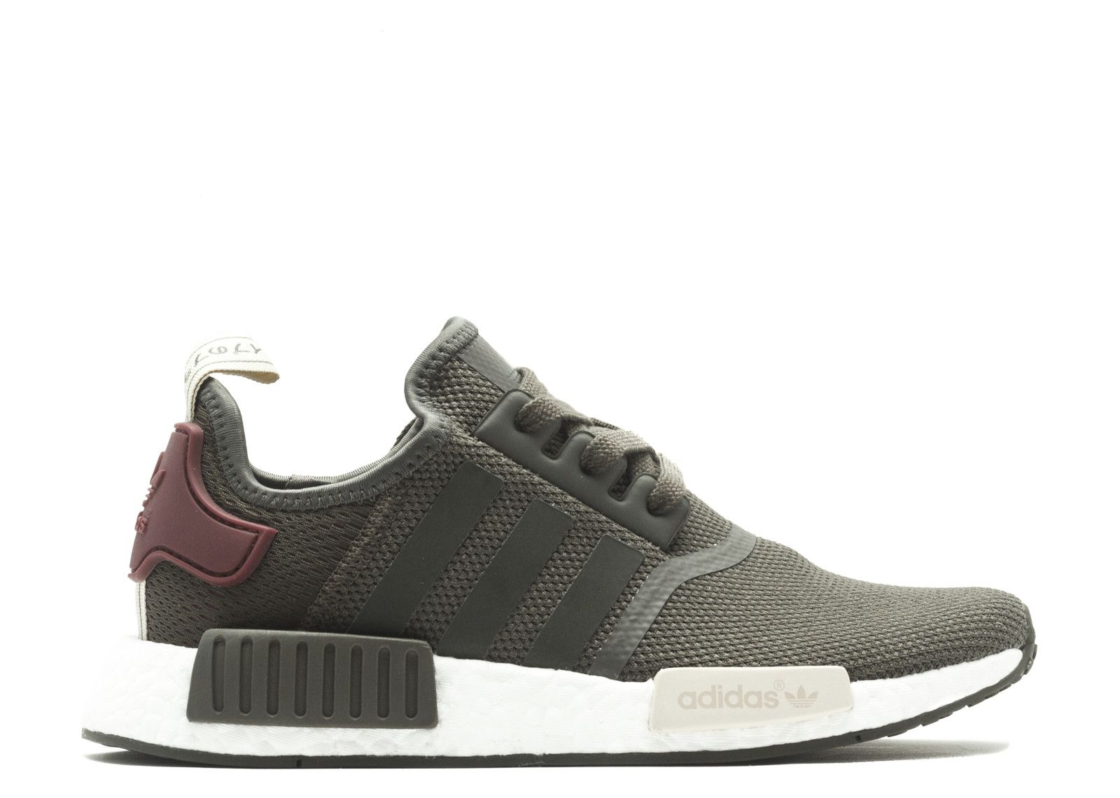 adidas NMD R1 W shoes red white