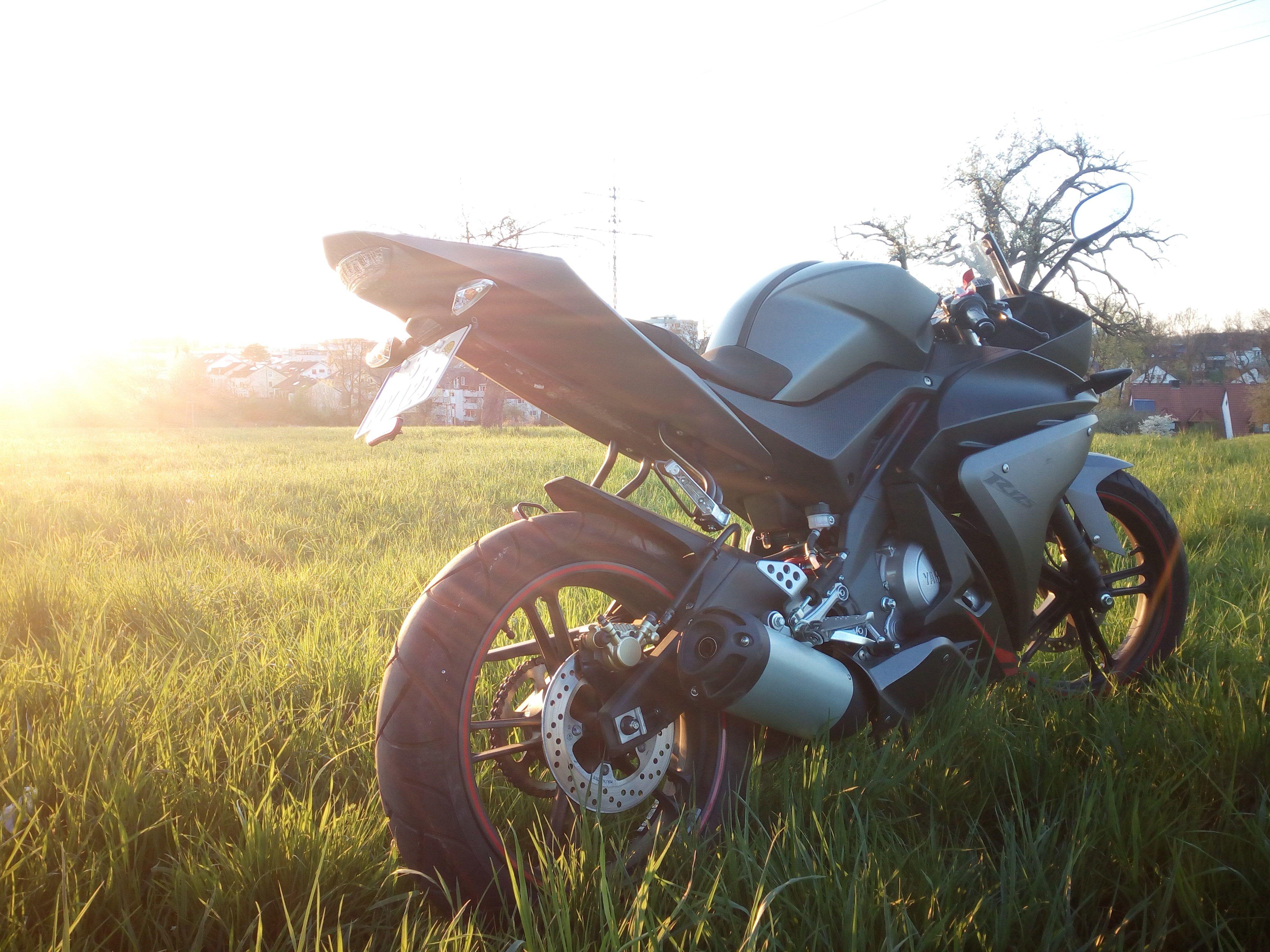 #Yamaha #YZF #R125
