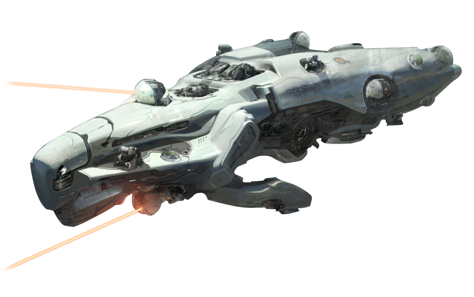 Dreadnought Paragon Tactical Cruiser Render by