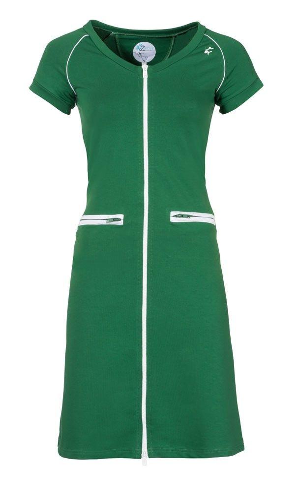 09bd94256f6d34 sportieve en stoere jersey jurk Zendee