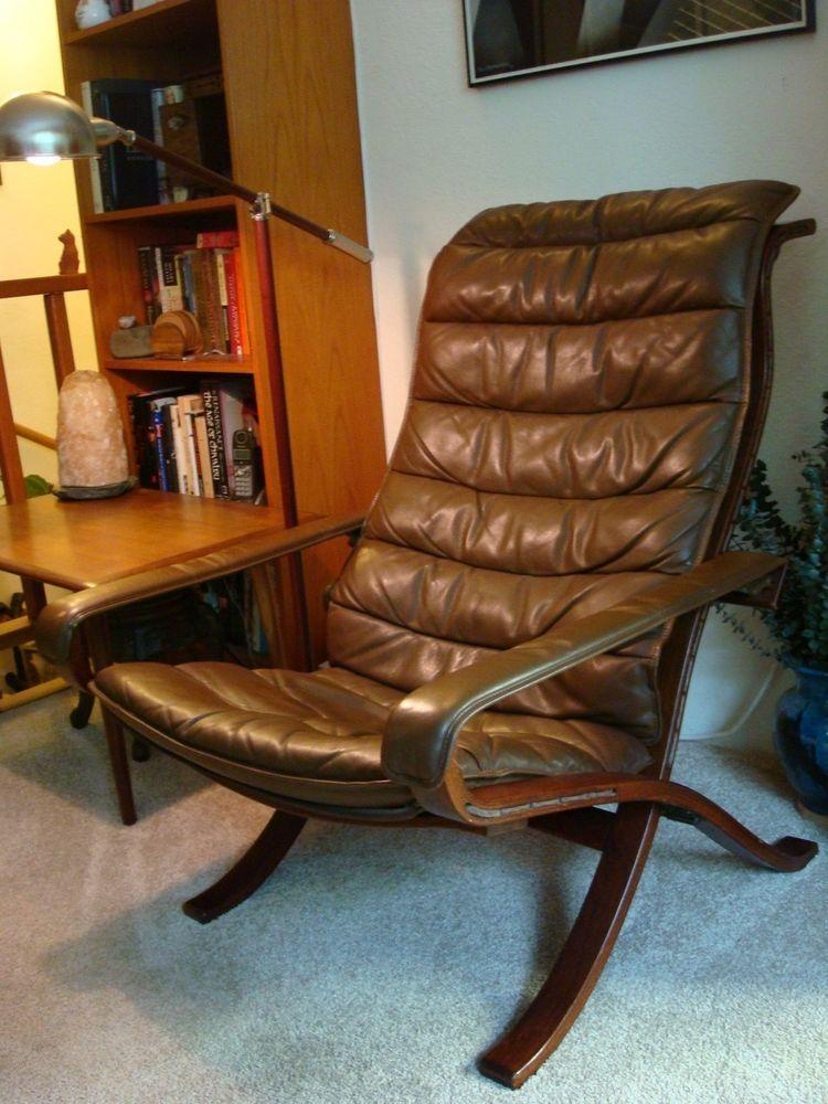 Original Ingmar Relling Flex Chair By Westnofa 1950 S Excellent Condition Scandinavian Furniture Chair Danish Furniture
