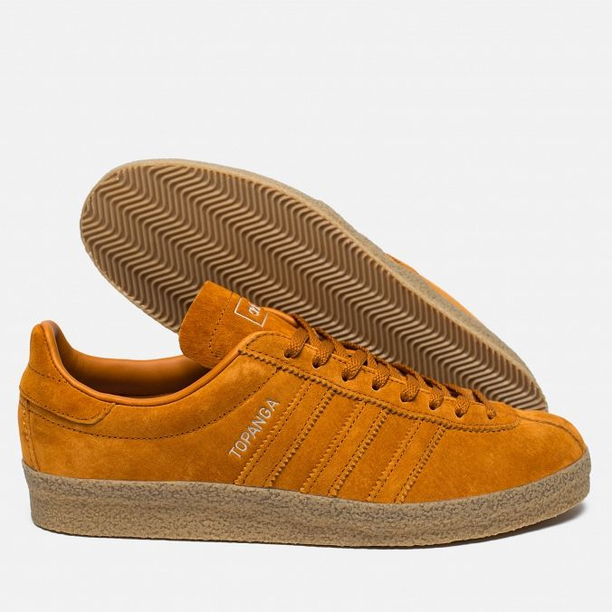 d44616cc8a2 adidas Originals Topanga Craft Ochre Gum. Article  S76625. Year  2016. Made  in China.