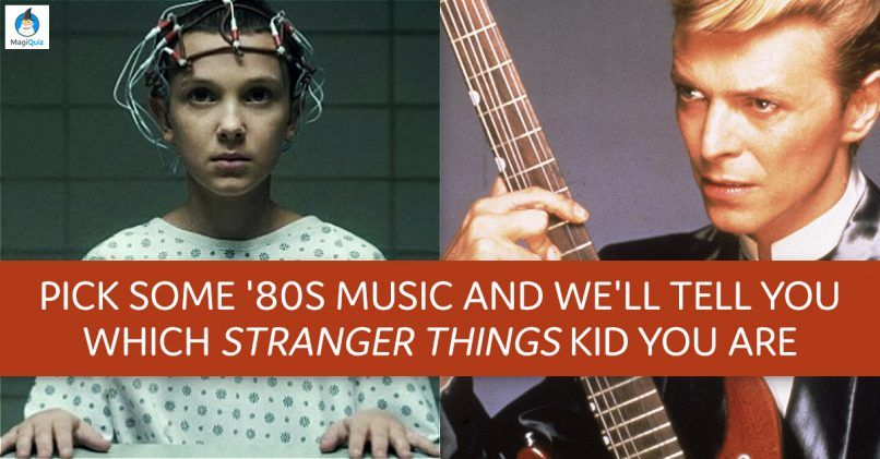 Tell Us Your Favorite 80's Music And We'll Reveal Which Kid