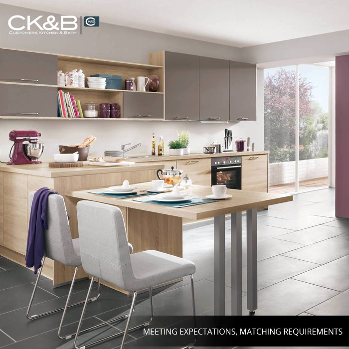 "Kitchens are made for bringing families together"" Visit us http ..."