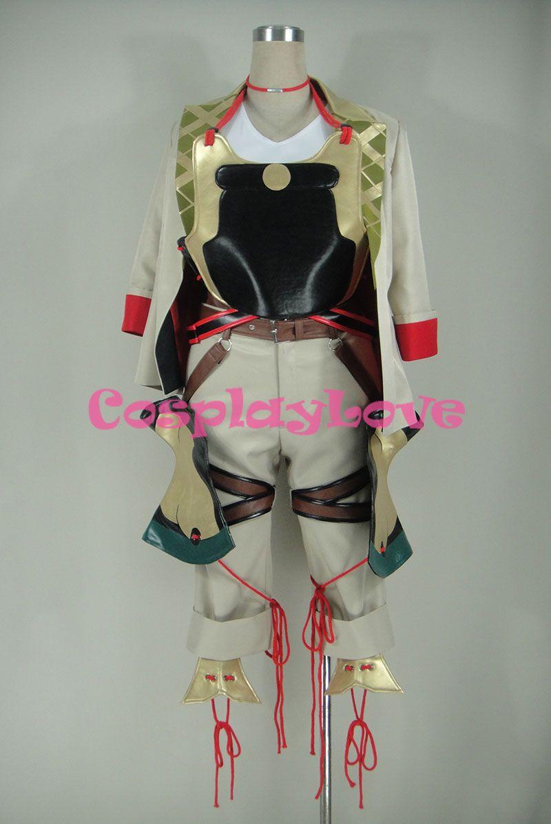 Touken Ranbu Online Sohayanotsurugi Cosplay Costume Custom Made