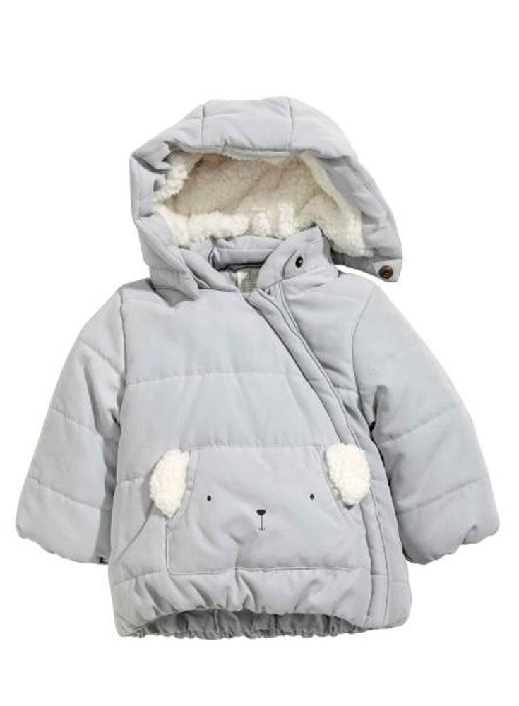 b9637ed7c Winter is just around the corner, so it's time to think about investing in  a warmer coat for your tot. There's no need to spend a fortune either  (especially ...