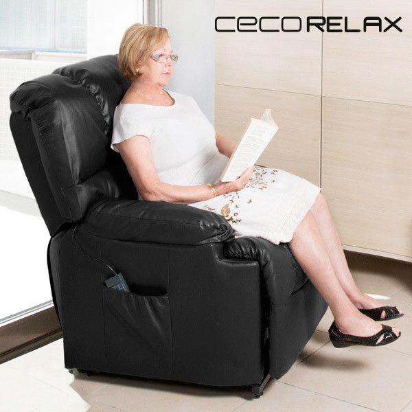 Poltrona Relax Massaggiante Cecorelax 6001 | Prezzo