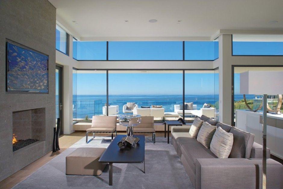 Villa design la californie nest pas connue que pour les studios de cinéma dhollywood mais aussi pour les villas et leurs décoration des villas qui