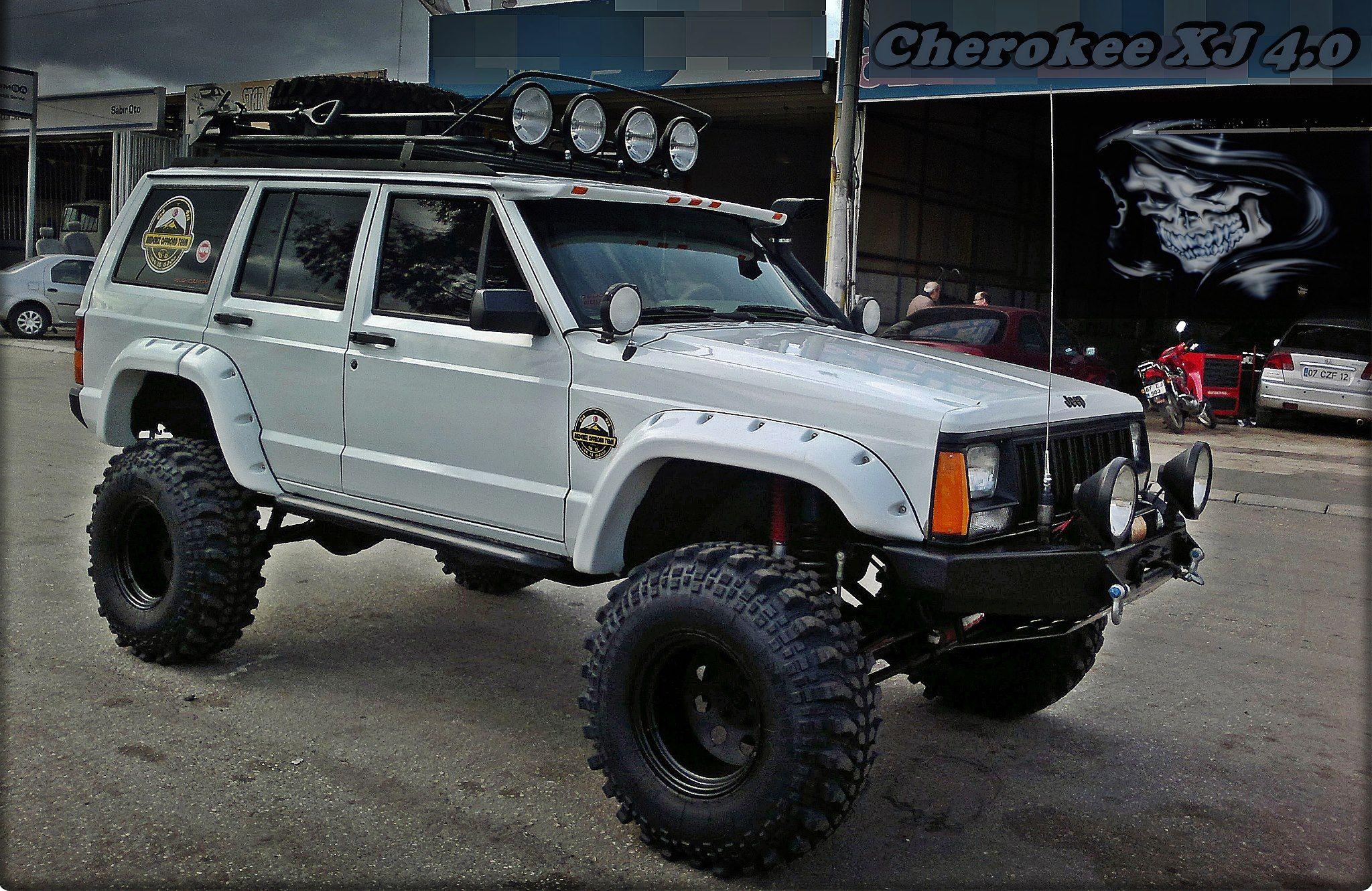 Jeep Xj Fenderflares 4x4 Jeep Xj Jeep Cherokee Xj Jeep Cherokee Sport
