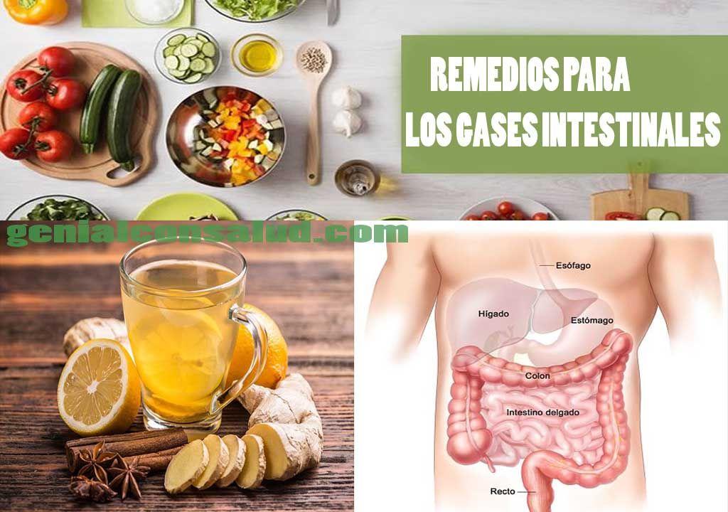 como controlar los gases del estomago