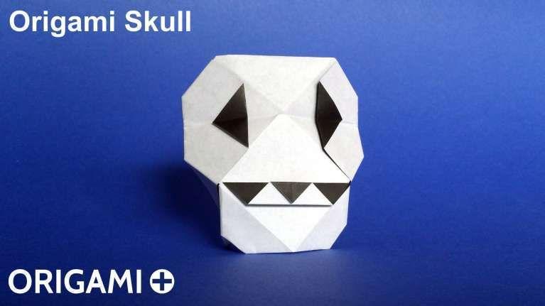 Unique Origami Skull 3d Best Photos For World Pinterest