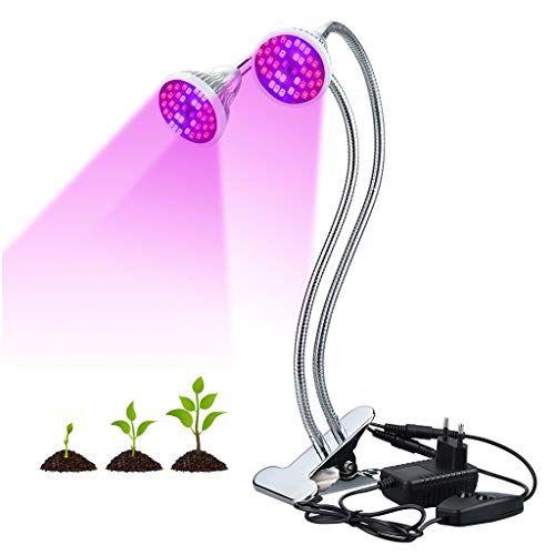 Finether Lampe De Plante Lampe De Croissance Lampe Horticole A