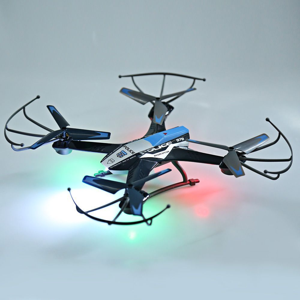 Cool Police Drone With Lights And Camera Drone Aerial Photography Drone Drone Photography