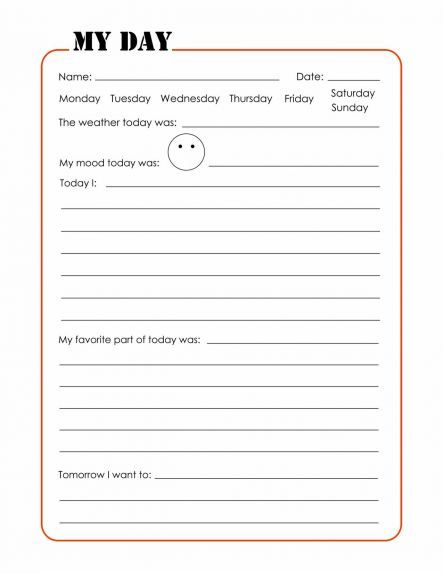 The Journal Pages Journal Template Journal Pages Writing