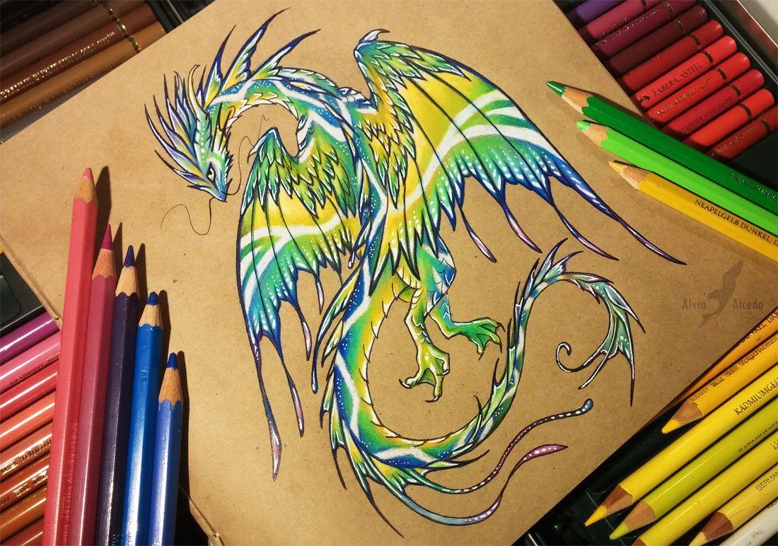 South sea dragon [Ebay auction] by AlviaAlcedo.deviantart.com on ...