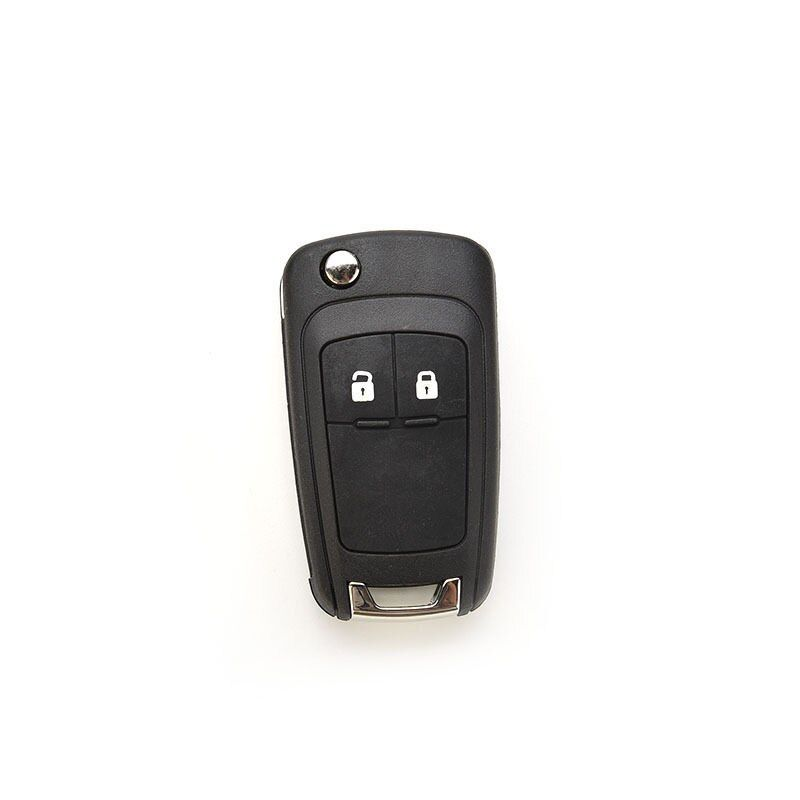Flip Folding Key Shell for Chevrolet Cruze Remote Key Case