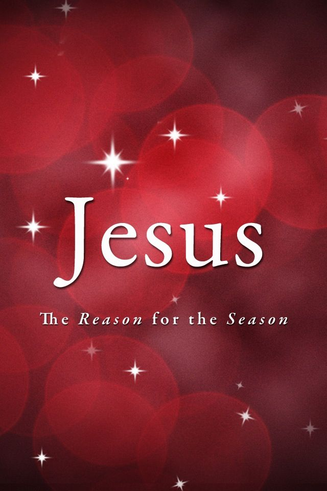 Jesus Is The Reason For Season