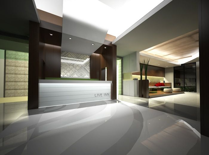interior reception areas we have completed the interior design