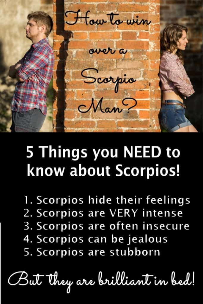 Would You Like To Find Out How to Win a Scorpio Mans