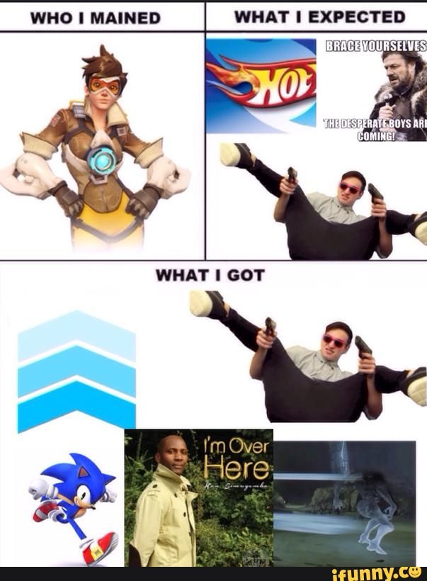 This Is Definitely My Brother Who Is A Tracer Main Overwatch Funny Overwatch Comic Overwatch Memes