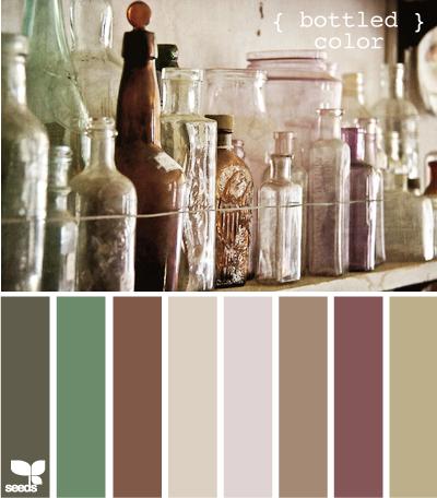 more bottled color