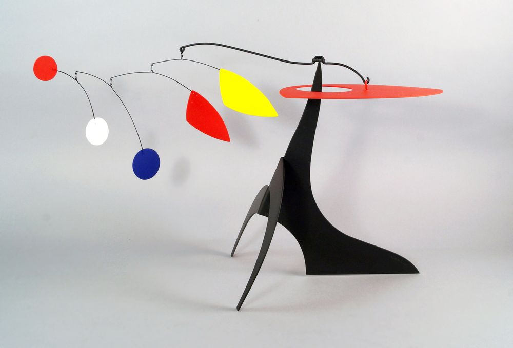 Sculture Mobili ~ Pin by laura slapikoff on alexander calder pinterest mobile