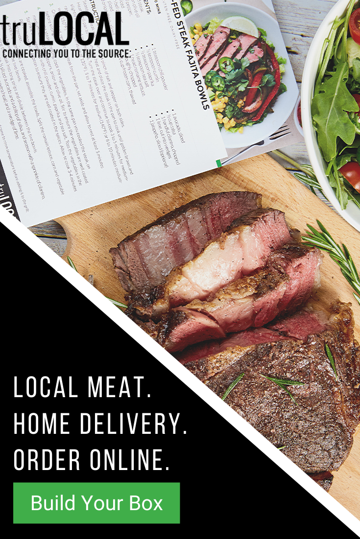 Local Meat Delivery With Trulocal In 2020 Meat Delivery Good Healthy Recipes Local Meat