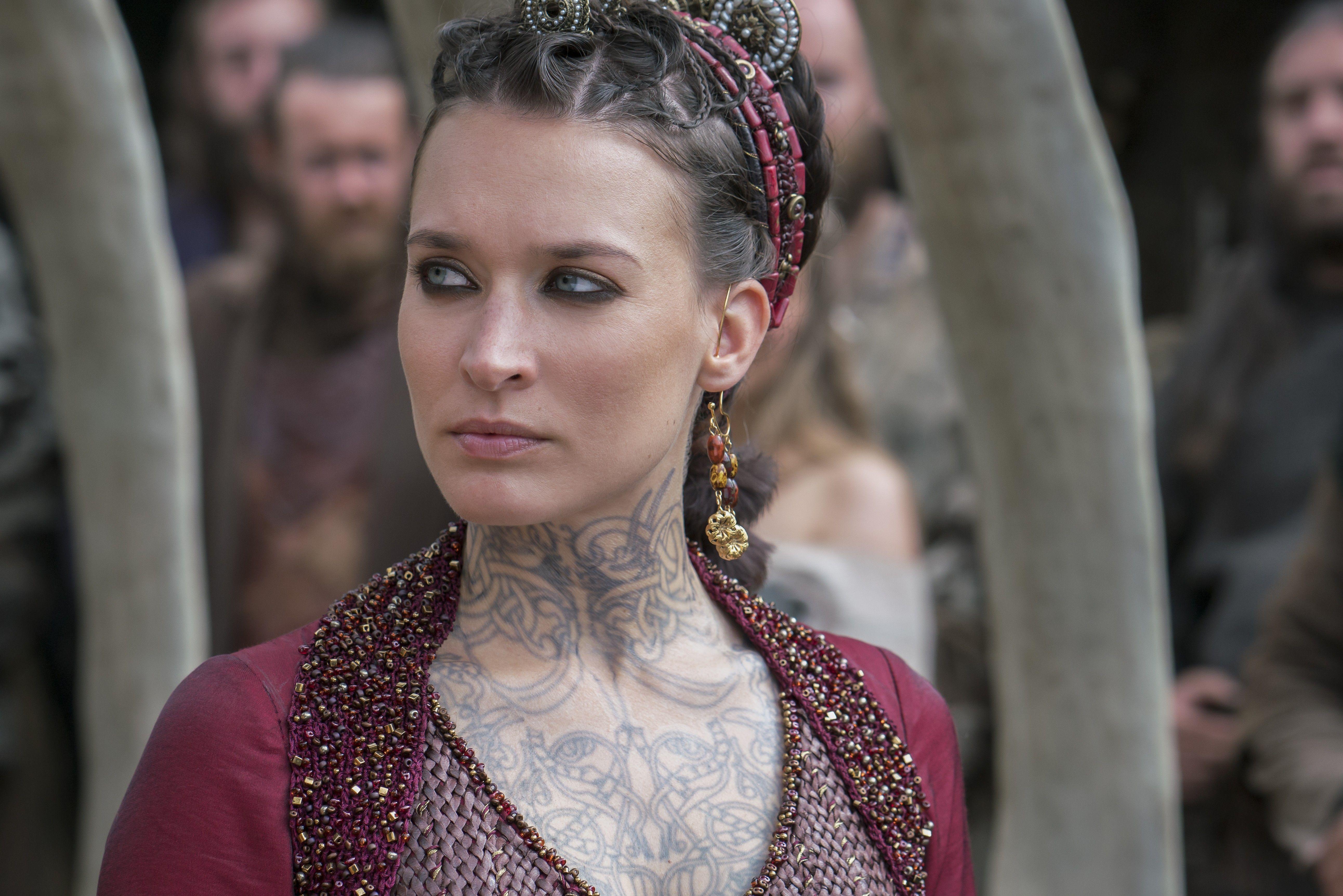 Astrid Vikings Viking Series Vikings Vikings Tv Series