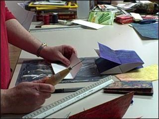 Video on the Pamphlet Stitch