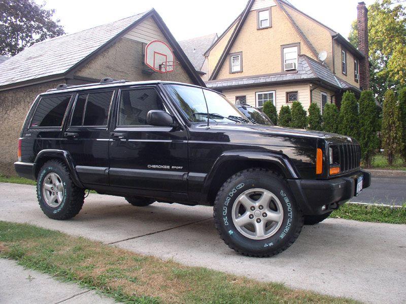 Stock Height With 30x9 5 Jeepforum Com Jeep Cherokee Xj Old