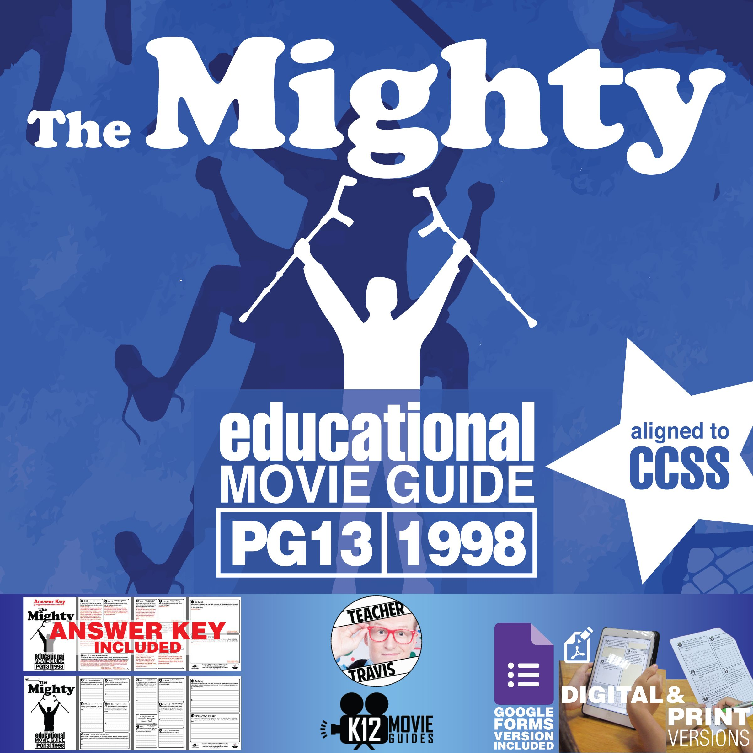 The Mighty Movie Guide