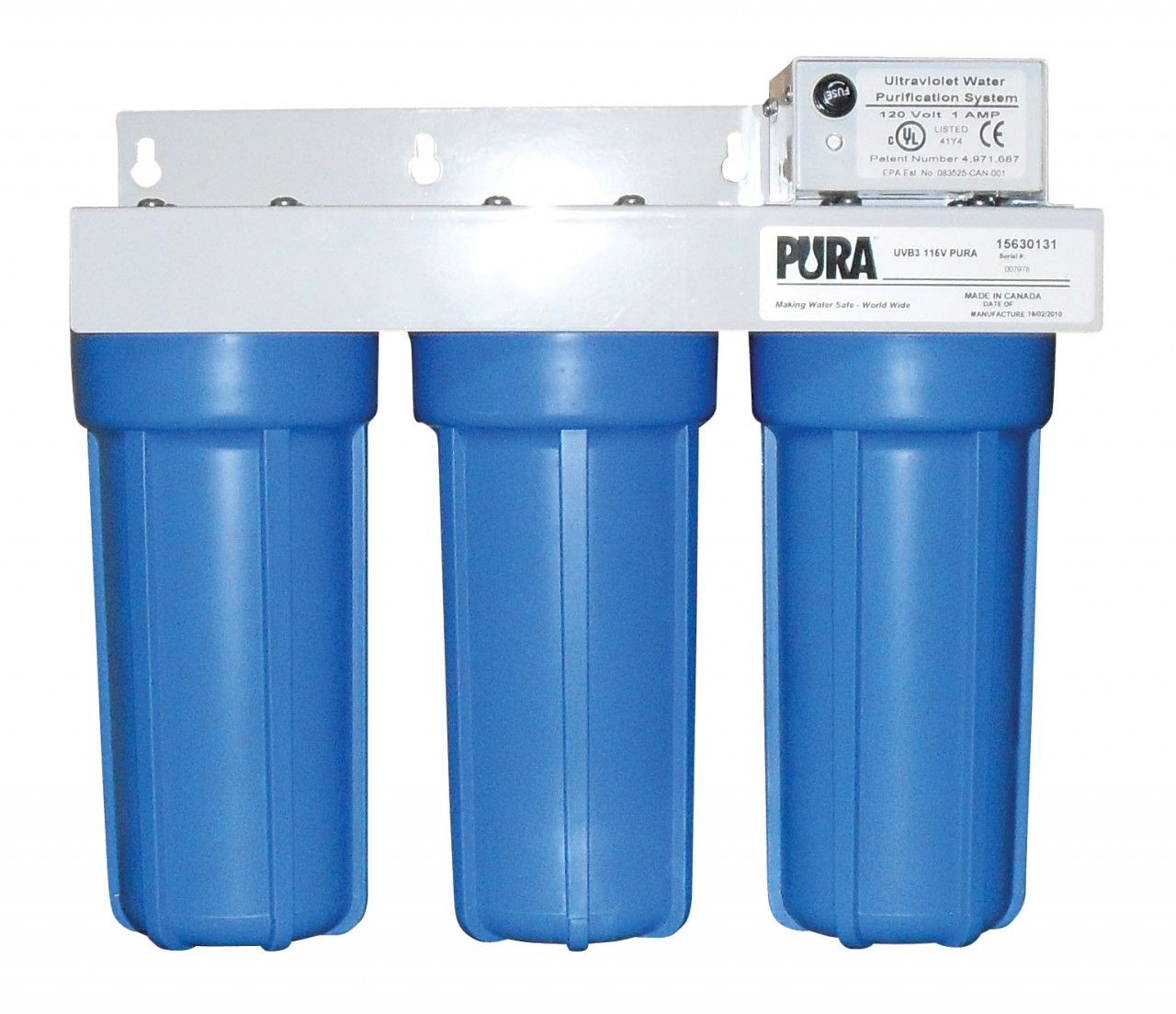 Pin Pa Water Purifying Equipment