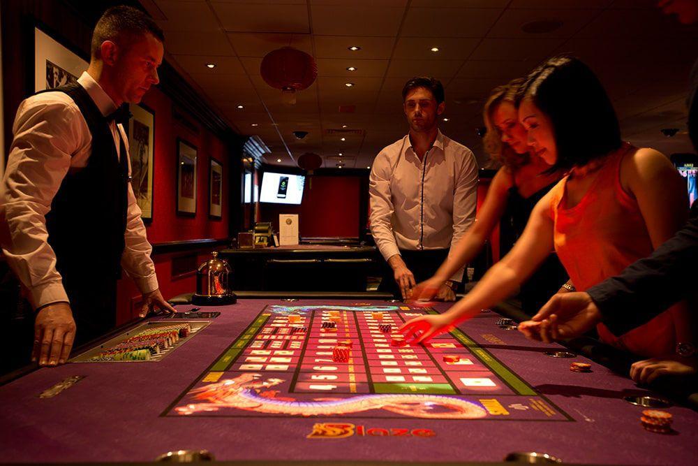 Dublin Casino Live Roulette