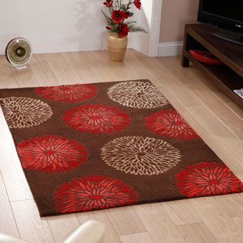 Charming 1000 Images About Rugs On Pinterest. Red And Brown .