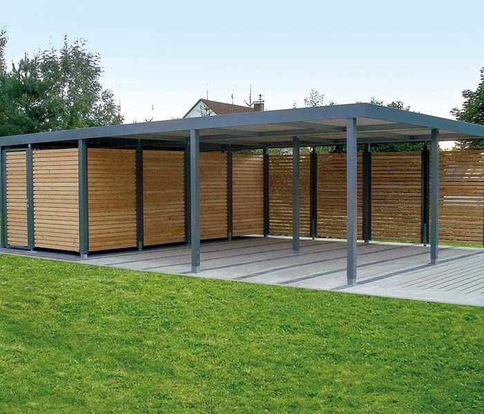 Bilder Carport bilder carport garage gerätehäuser siebau gartengestaltung