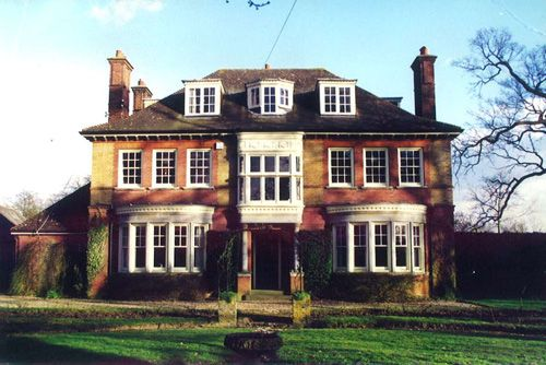 what year were edwardian houses built
