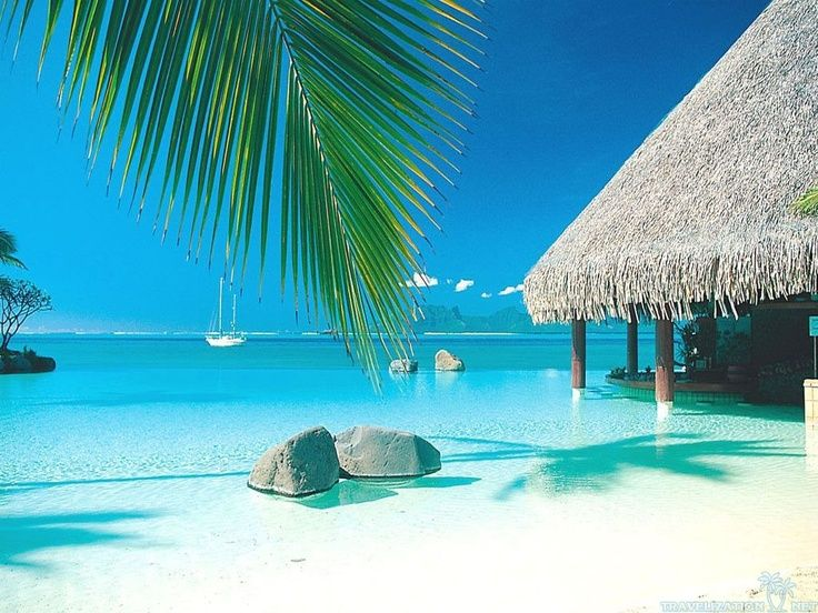 Tropical Island Beach Ambience Sound: Top 10 Most Tropical Islands