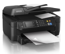 Epson Workforce Wf 2660dwf Driver Download Printer Epson Printer Scanner