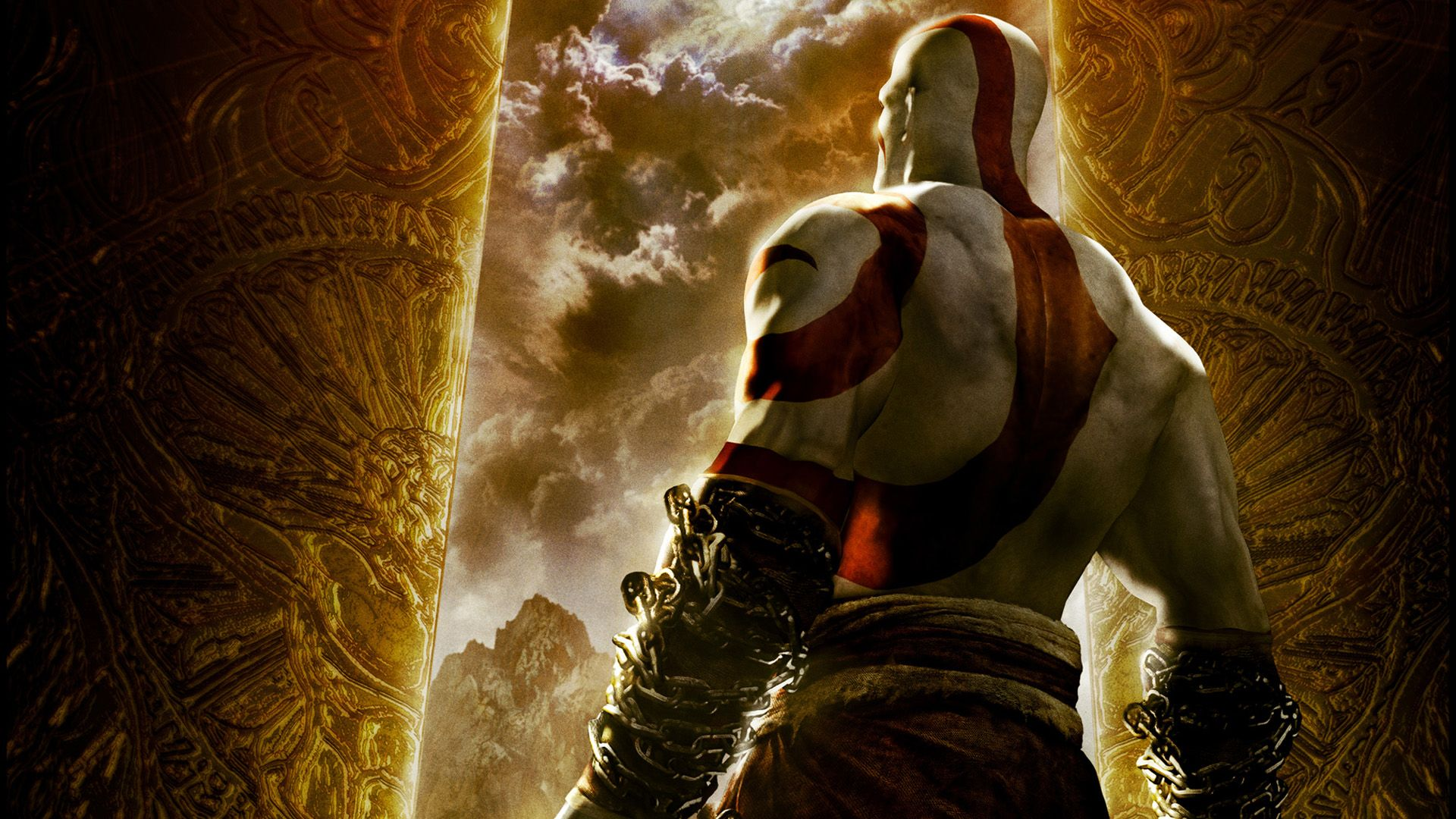 The best images about Kratos on Pinterest Artworks