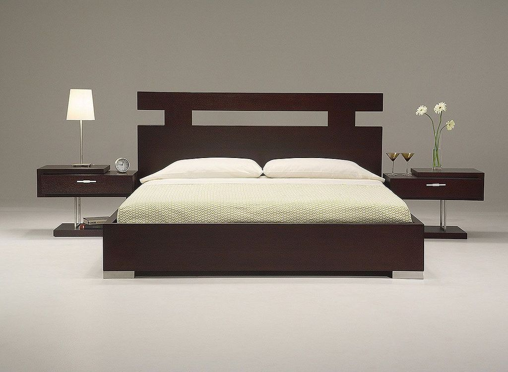 30 Simple Modern Bedroom Decor Ideas With Wooden Beds Bedroom