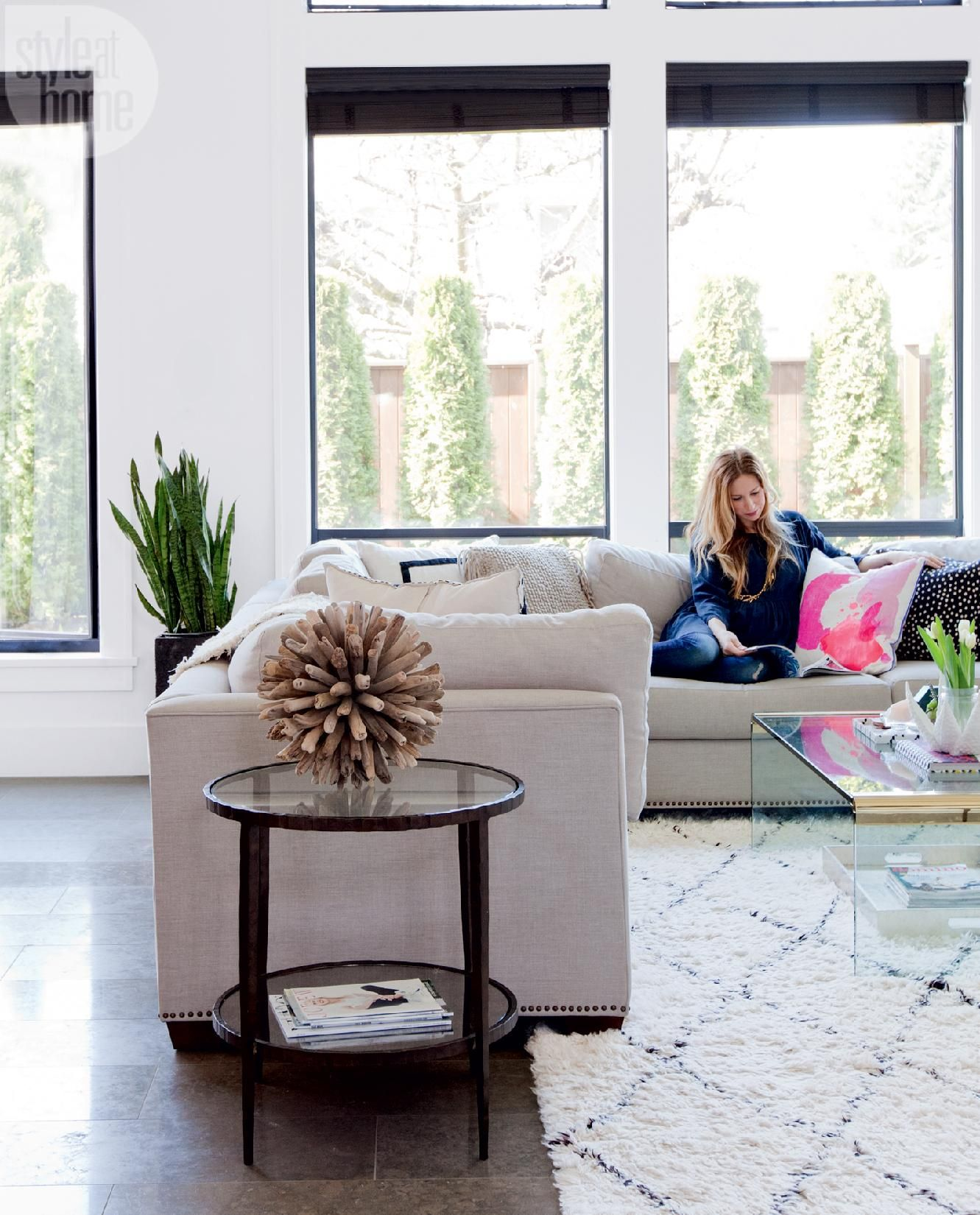 House tour A stylish family friendly home designed