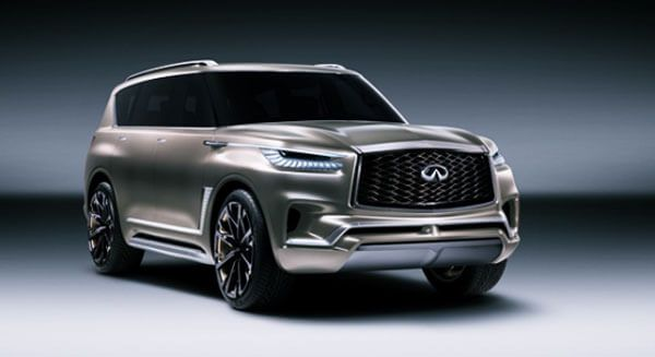 2020 Infiniti Qx80 Limited Review Price Towing Capacity Photos En 2020 Suv De Luxe Voitures Neuves Suv