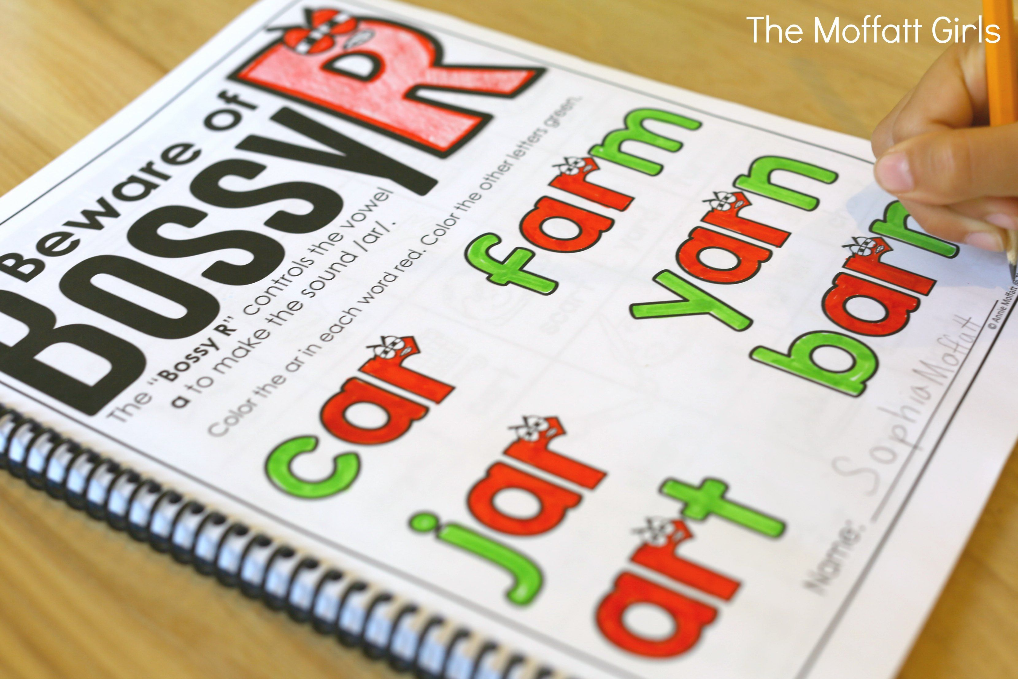 How To Effectively Teach Bossy R Words R Controlled
