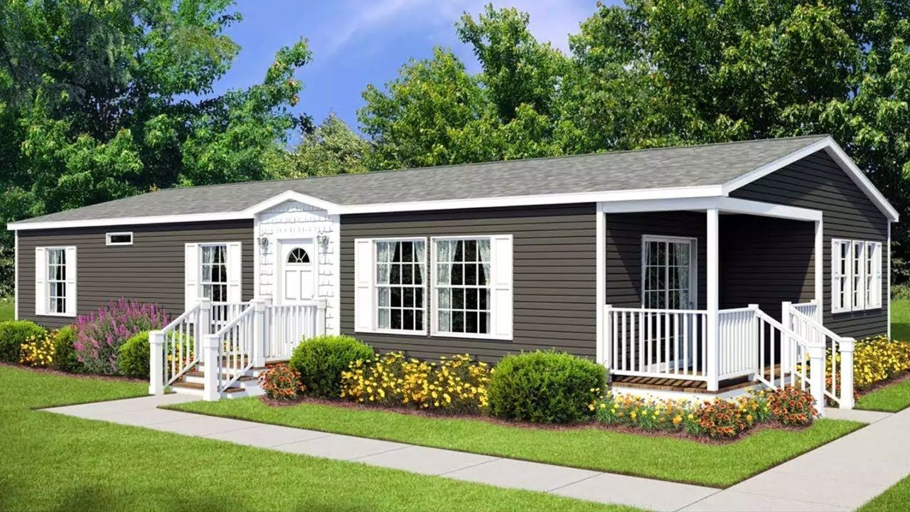 Beautiful Manufactured Home Northwood A 25607 Model From