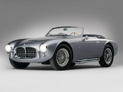 This 1953 Maserati A6G/2000 Spyder is at RM Auctions August 16th sale. Estimate $1.2m.